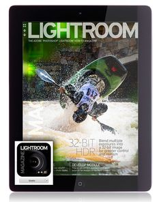 Descarga gratis la 1ra edición de la Revista Lightroom para el iPad