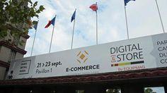 Bernezac était présent au Salon du E-Commerce. L'occasion de faire un tour des nouvelles solutions. Voici quelques images. http://www.bernezac-communication.fr/salon-ecommerce-paris-2015