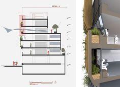 Galería de Edificio Oficial Jey / Sarsayeh Architectural Office - 19