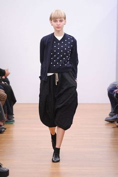 2013-2014 Fall/Winter COMME des GARCONS COMME des GARCONS i've got that friday feeling.