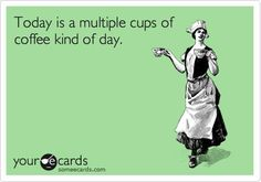 Pretty much every day is. LOL… that is the Truth!