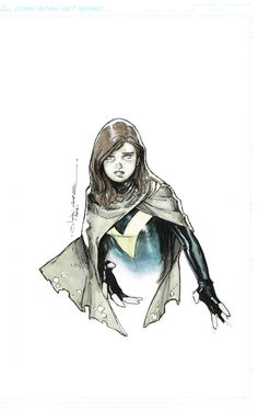 Hope Summers by Olivier Coipel