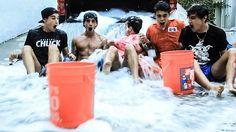 Janoskians ALS ice bucket challenge