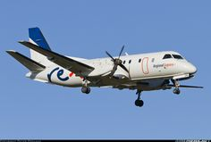 Saab 340B aircraft picture