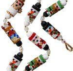 ThreadABead Christmas Character Charm Bracelet Pattern