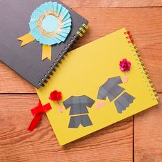 Tape Crafts, Diy And Crafts, Crafts For Kids, Scrapbook Paper Crafts, Scrapbook Layouts, Paper Flowers Diy, Wine Bottle Crafts, Mothers Day Crafts, Message Card