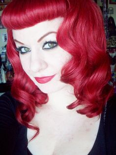 Loreal Hicolor Red Hot l'oreal excellence hicolor in red fire hair ...