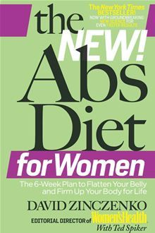 The New Abs Diet for Women: The Six-Week Plan to Flatten Your Stomach and Keep You Lean for Life by David Zinczenko. Buy this eBook on #Kobo: http://www.kobobooks.com/ebook/The-New-Abs-Diet-Women/book-tdV4TtBapESJTNCknbVh7g/page1.html?s=8rWtsEdmO0ebkaT-FJ8Meg=1