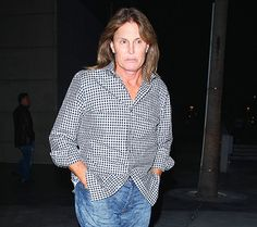 Bruce Jenner Grows Out Hair, Attends Elton John Concert: Pictures - Us Weekly just trying to keep up with the Kardashians