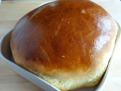 Pao Doce--Portuguese Sweet bread recipe