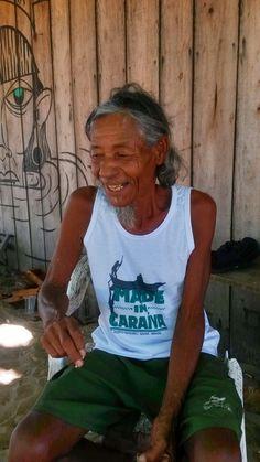 barão da barra de Caraíva, indio tazinho