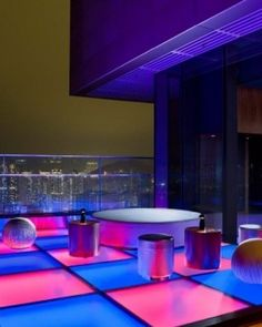Head upstairs to Sugar to enjoy the 180-degree views while sipping on specialty concoctions. #Jetsetter #JSCathay