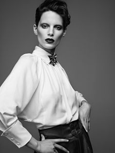 Time Campaign | Iris Strubegger by Karim Sadli