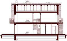 DOM.PL™ - Projekt domu DN DIONA BIS CE - DOM PC1-37 - gotowy koszt budowy Marsala, Shelving, House Plans, Divider, Projects To Try, How To Plan, Furniture, Home Decor, Sexy