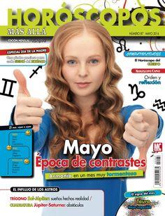 Más Allá #Horóscopos 87. #Mayo, época de contrastes.