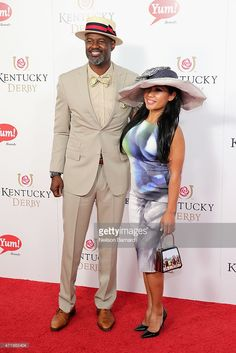 141st Kentucky Derby - Arrivals Pictures