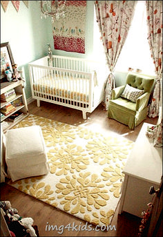 I love the eclectic look of some of the ideas and the delicate nature of the others| 20 Gentle Vintage Nursery Decor Ideas For Your Baby