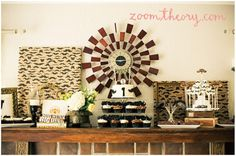 little man mustache party by Zoom Theory