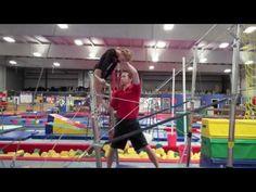 Skill Progressions #13: Underswing dismount - YouTube