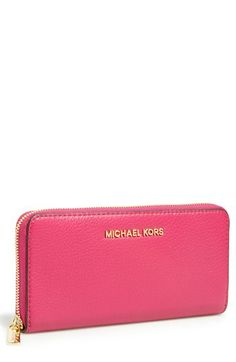 MICHAEL Michael Kors 'Bedford' Continental Wallet available at #Nordstrom