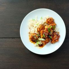 General Tso's Chicken by Jessica Seinfeld