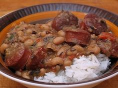 Black-Eyed Pea Stew recipe | BigOven  This takes you thru some ads before you get to recipe, or it did for me.