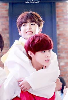 xiao and wooshin