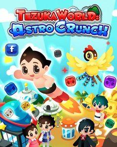 """Az önce Tezuka Productions ve Animoca işbirliği ile yeni çıkan """"Tezuka World: Astro Crunch"""" oyununun deneme sürümünü oynadım. Tycoon tarzı bir oyun fakat içinde Tezuka Karakterleri de olunca çok eğlenceli bir hâl alıyor. Kendi Tezuka evini kuruyorsunuz ve Şeker değiştirmece oyunu ile evinize daha çok eşya alabiliyorsunuz. Ayrıca Tezuka Karakterleri ile sürekli olarak jeton kazanıyorsunuz. Herkesin oynamasını tavsiye ediyorum. 👍"""
