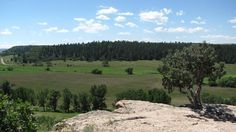 Most Beautiful Places In Colorado <><> Castlewood Canyon by Karrieanne Turvey