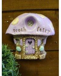 Mushroom Tooth Fairy Toadstool Fairy Door