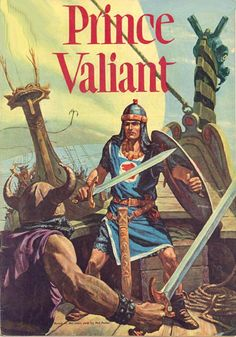 Prince Valiant by peterpulp.deviantart.com on @DeviantArt