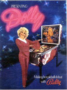 Dolly Pinball Machine