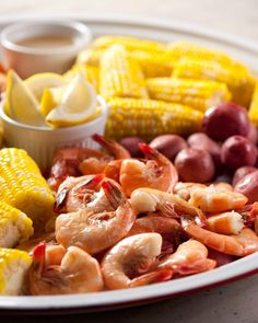 Shrimp Boil with Corn and Potatoes by Martha Stewart's Cooking School