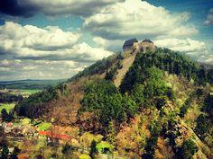 Točník Castle (CZ) Czech Republic, Castles, Monument Valley, Bohemian, Landscape, Nature, Unique, Travel, Scenery