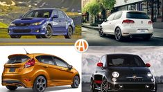 You don't have to spend a fortune to drive a fun, fast, engaging vehicle. Check out eight of our favorite used performance cars under $15,000. Subaru Brz For Sale, Subaru Wrx, 2014 Honda Civic Si, Fiat 500 For Sale, 2014 Wrx, Mazda Miata, City Car, Performance Cars, Ford Focus