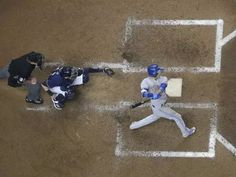 GOINS, GOINS GONE! Solo home runs from Kevin Pillar, Jose Bautista and Devon Travis were accompanied by Ryan Goins' first career grand slam as the Jays hammered the Milwaukee Brewers 8-4. May 24, 2017