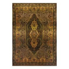 United Weavers 140 30316 Tapestries Area Rug, Brussels Moss | Lowe's Canada