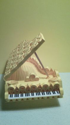 Quilling by Dragan! Piano 20