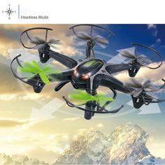Mini Drone Xmas Gift 4-Channel 6-Axis SK D22 2.4GHz RC Quadcopter Drone for Kids Adults Headelss Drone RC toys for children #YL