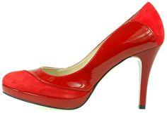 Szpilki Zebra-Sa 2031-013 Peeps, Stiletto Heels, Peep Toe, Model, Shoes, Fashion, Moda, Zapatos