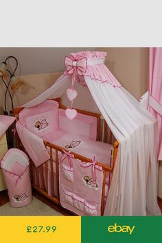 Bed Accessory Sets Archives - Safety For Baby Baby Crib Bedding, Nursery Bedding Sets, Baby Pillows, Baby Cribs, Baby Doll Nursery, Baby Bedroom, Baby Room Decor, Girl Room, Baby Design