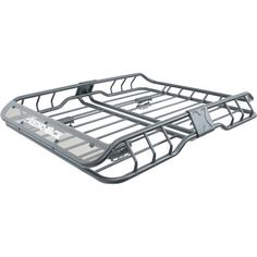 Roof Basket, Small, 47 inch x 36 inch x 7 inch, Fits All Rhino Racks Except HD, Multicolor Toyota Tundra, Tundra Trd, Toyota Hilux, Toyota Tacoma, 2013 Nissan Frontier, Accessoires 4x4, Roof Basket, Car Roof Racks, Automotive Solutions