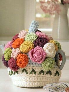 Roses & Posies Tea Cosy