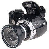 Mitsuba DC500T 12MP (Interpolated) 8x Digital Zoom Multifunction Camcorder w/2.4 LCD & Wide Angle Lens