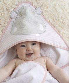Mothercare Toalla Capucha Hipopótamo - Cuarto de baño - Mothercare.