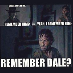 Ouch. Burned ya, Carl! Anyone else excited for the walking dead tonight? For some reason I have a big fear that they're gonna kill Glenn off soon! :(