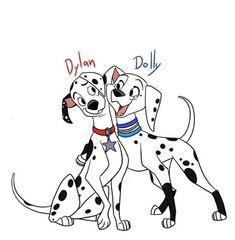 101 Dalmatians The Series, 101 Dalmatians Movie, 101 Dalmatians Cartoon, Disney Dogs, Furry Art, Disney Movies, Wattpad, Animation, Cartoon Wallpaper