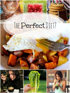 The Perfect Diet | C it Nutritionally  #NutritionMonth #RD2be #nutrition