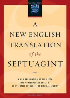 A New English Translation of the Septuagint by Albert Pietersma http://www.amazon.com/dp/0195289757/ref=cm_sw_r_pi_dp_to9Twb040ENZR