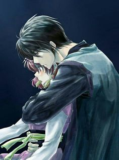 Hak and Yona | Akatsuki